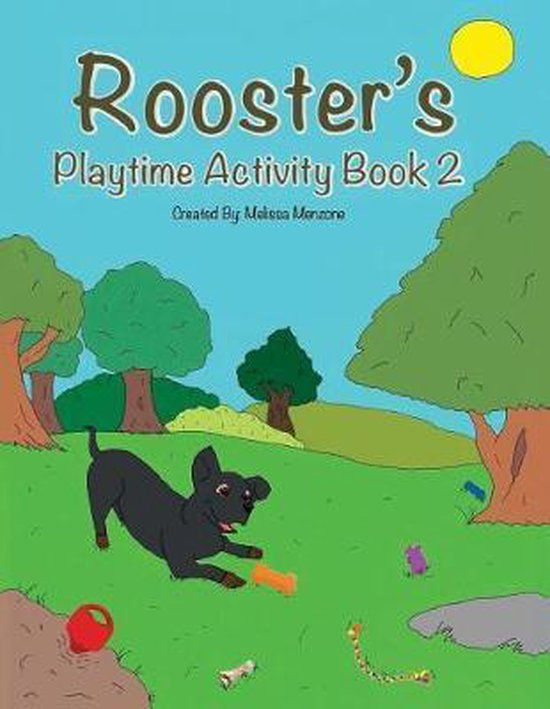 Rooster's Playtime Activity Book 2