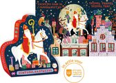 Sinterklaaspuzzel - 88 stukjes - Prinses Máxima Ce