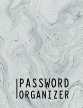 Password Organizer: Stylish Password Tracker Notebook to Track your Passwords