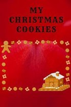 My Christmas Cookies: Recipe Collection Book
