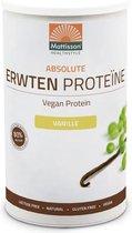 Mattisson Absolute Erwten Proteine Poeder Vanille 350 Gram