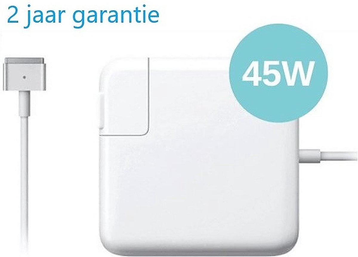 MacBook Air A1465 A1466 oplader (type Magsafe 1 45w)   A1436 MacBook Air 11 /13  Adapter Charger 45