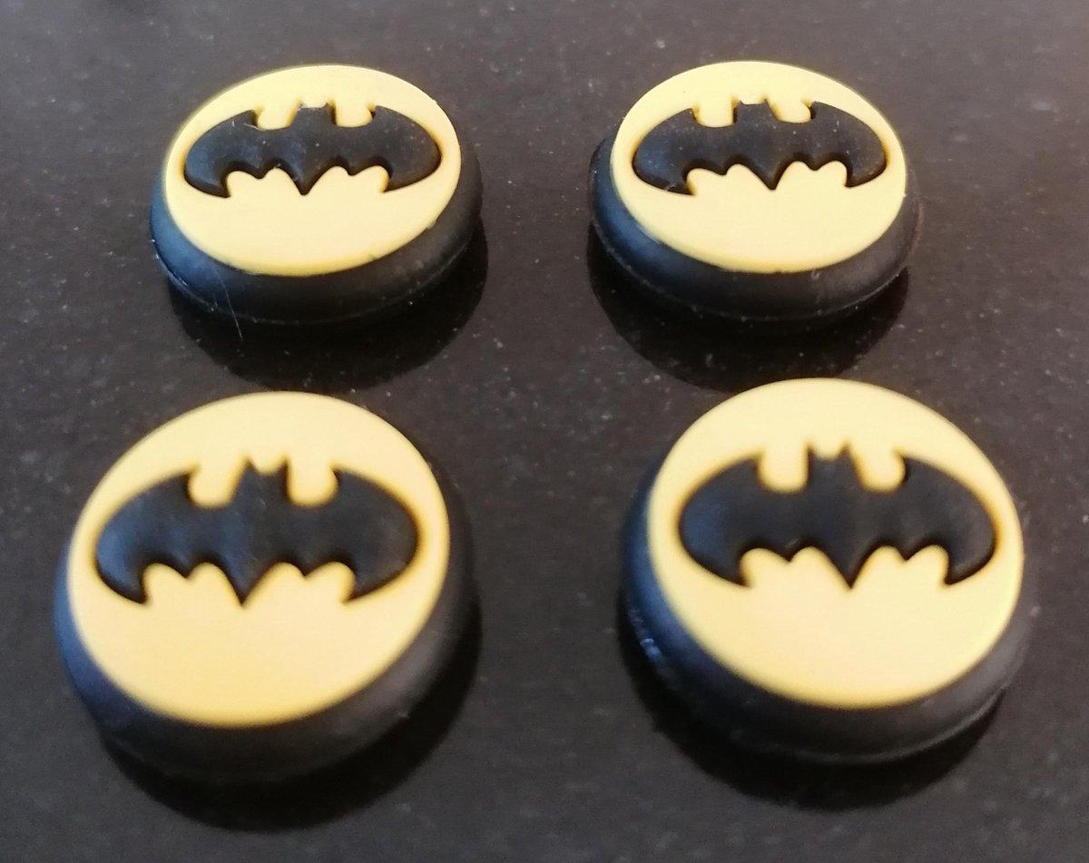 4x Thumb grips - Batman - Nintendo Switch kopen