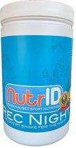 NutrID Rec Night (Eiwit vóór het slapen) - VANILLE | 1kg
