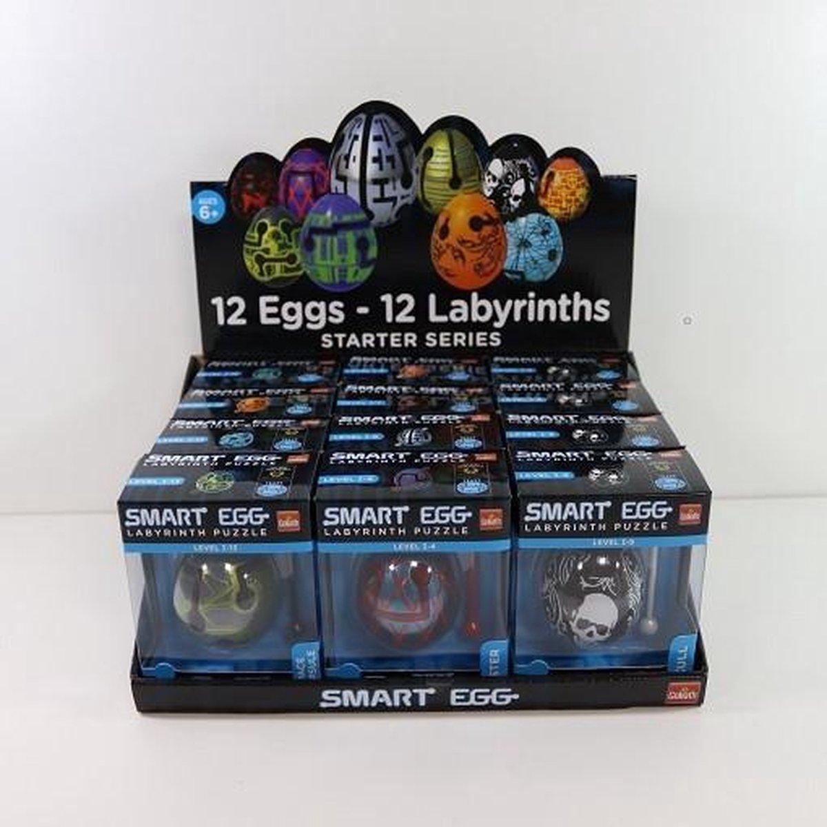 Smart Egg Labyrinth Puzzle 12x