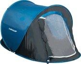 Dunlop Pop-up Tent - 1 Persoons - 220 x 120 x 90 cm - Blauw