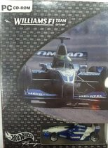Hot Wheels Williams F1 Team Driver /PC