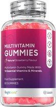 Multivitamine Gummies - 14 vitamines en mineralen - Voor kinderen, mannen en vrouwen - 60 Gummies