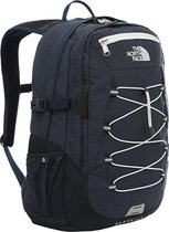 The North Face Borealis Classic Backpack urban navy light heater/tnf white