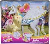Mia and Me   Speelgoed   Magical Eenhoorn Onchao   Bewegende Vleugels   Met Geluid en Licht   incl. Accessoires   Vanaf 3 jaar   20 cm