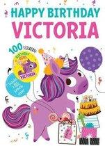 Happy Birthday Victoria