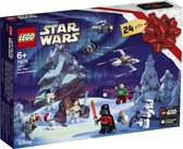 LEGO Star Wars Adventskalender 2020 - 75279