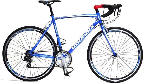 Elite Roubaix Racefiets H 47 - 14 Speed - 28 Inch - Blauw
