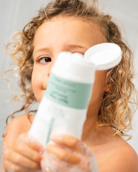 Naïf Natuurlijke baby shampoo - voor baby en kind - 200ml