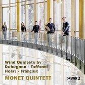 Wind Quintets By Dubugnon & Taffanel & Holst & Fra