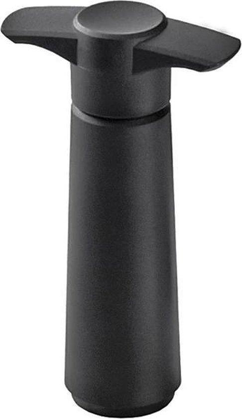 Vacu Vin Vacuüm Wijnpomp - Zwart