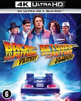 Back To The Future Trilogy Remastered (2020) (4K U