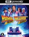 Back To The Future Trilogy Remastered (2020) (4K Ultra HD Blu-ray)