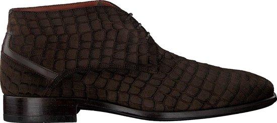 Greve Heren Nette schoenen Ribolla 1540 - Bruin - Maat 44