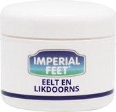 Imperial Feet® Eelt Likdoorn Verwijderaar Voetencreme - Pedicure Voetverzorging Producten - Eeltcrème - Voordeelverpakking 75ML