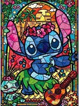 Rubye® Diamond Painting Volwassenen - Diamond Painting Kinderen - Stitch - 30x40cm - Disney