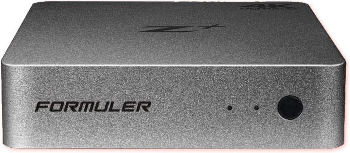 Formuler Z+ 4K 30 FPS Android IPTV Box | Voordelige IPTV Streamer
