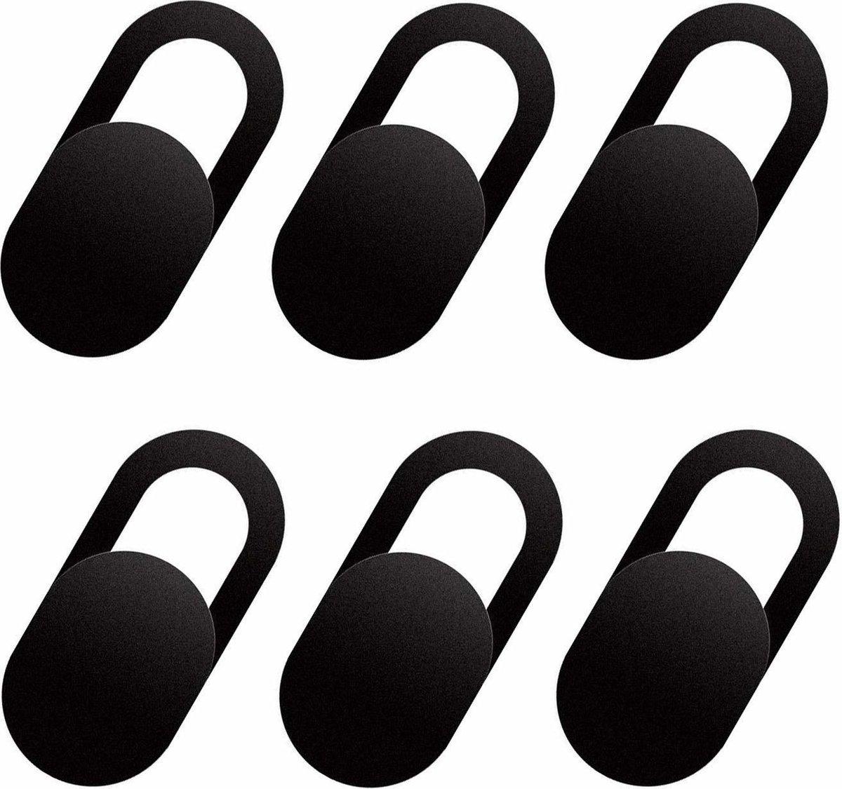 Universele Webcam Cover - Dun En Goedkoop - Geschikt voor Smartphones/Macbook/Ipad - Privacy Protect