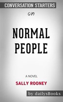 Omslag Normal People: A Novel by Sally Rooney: Conversation Starters