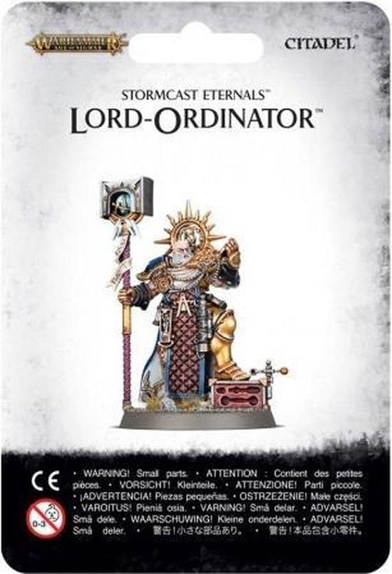 Afbeelding van het spel Stormcast Eternals Lord-Ordinator with Astral Grandhammer
