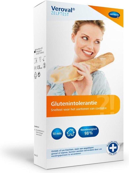 Veroval Zelftest Glutenintolerantie
