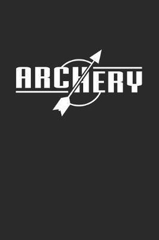 Archery: 6x9 Archery - grid - squared paper - notebook - notes