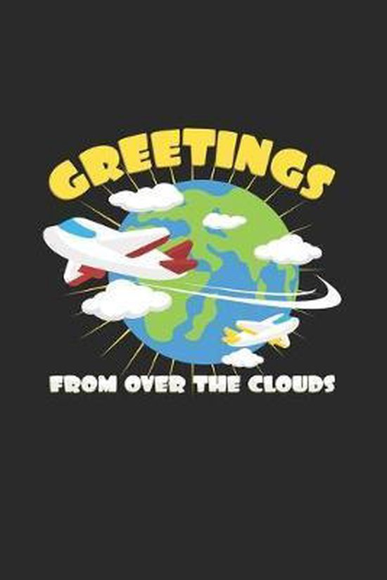 Greetings from over the clouds: 6x9 Pilot - dotgrid - dot grid paper - notebook - notes