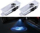 BMW Deur Logo Projector ( portier verlichting - deur verlichting - deur lamp - BMW 1-2-3-4-5-6-7-X-Z serie - 63312414105 - 63316972605 )