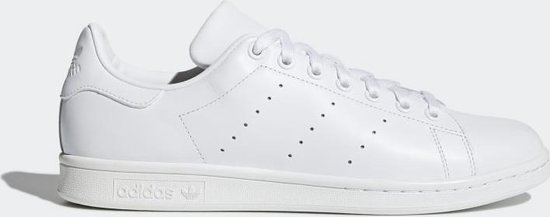 adidas Stan Smith Heren Sneakers - Cloud White/Cloud White/Cloud White - Maat 46