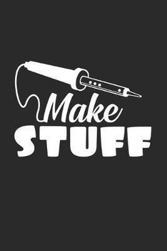 Make stuff: 6x9 Soldering - dotgrid - dot grid paper - notebook - notes