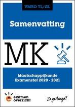 ExamenOverzicht - Samenvatting Maatschappijkunde VMBO TL/GL