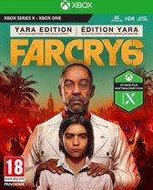 Far Cry 6 - Yara Edition - Xbox One & Xbox Series X