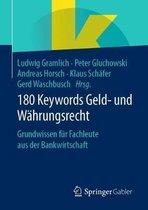 180 Keywords Geld- Und Wahrungsrecht