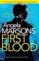 Omslag First Blood