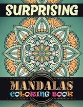 Surprising Mandalas Coloring Book