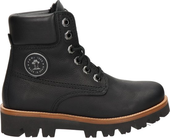 Panama Jack Moritz Igloo heren boot - Zwart - Maat 43