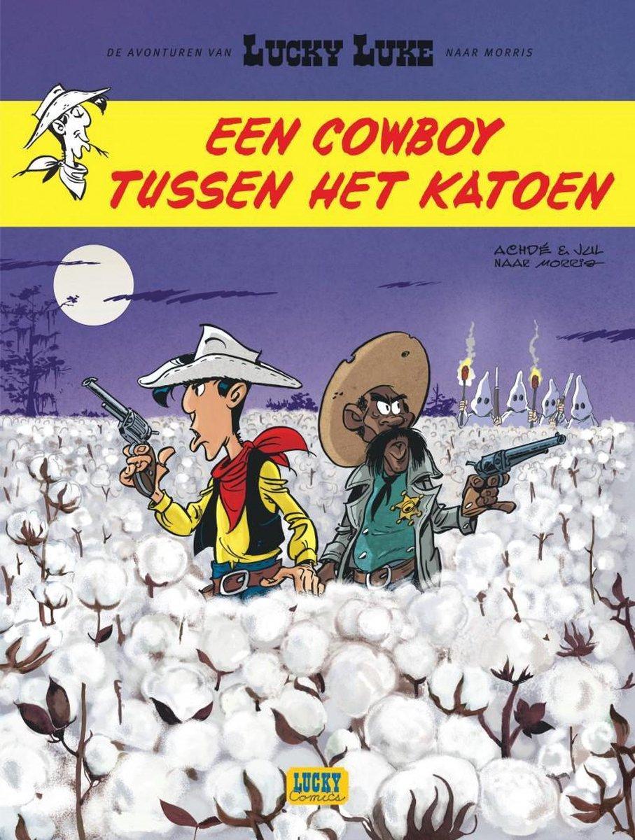 bol.com | 09. een cowboy tussen het katoen, Achdé | 9782884719490 | Boeken