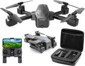 Toys-Sky S176 GPS Vouwbare 5GHz Wifi Drone | 4K Ultra Wide Angle Camera 13MP | 36 min. Vliegtijd | VR | 500m Bereik | Luxe Koffer
