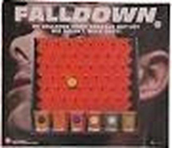 Afbeelding van het spel spelletjes voor volwassenen - drinkspel falldown