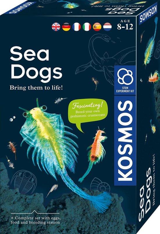 Kosmos Experimenteerset Sea Dogs 11-delig