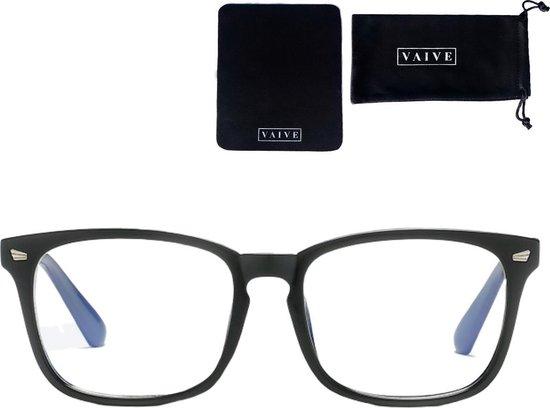 VAIVE Computerbril - Anti Blauwlicht - Beeldscherm – Game – Computer bril - Computerbrillen - Blue light - Blauw Licht Filter - Blue light glasses