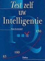 Boek cover Test zelf uw intelligentie van V. Serebriakoff