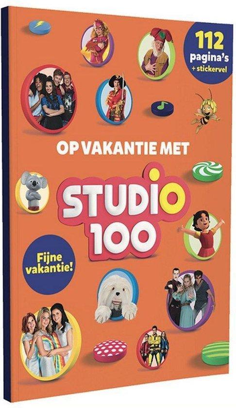 Thumbnail van een extra afbeelding van het spel Studio100 Vakantieboek