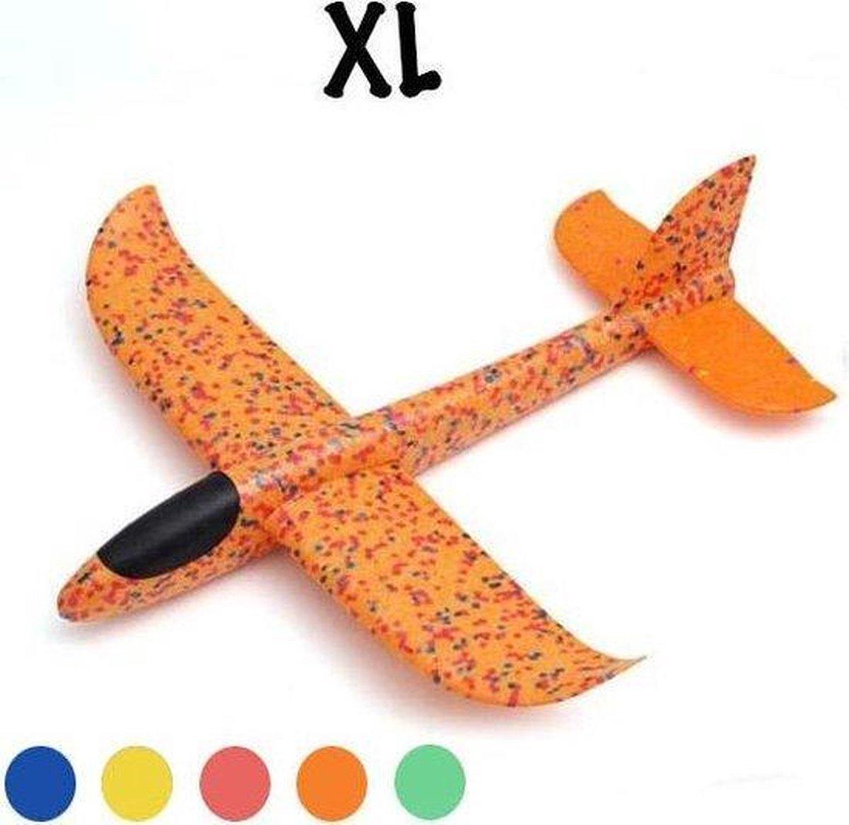 4 stuks zeilvliegtuig schuim vliegtuig piepschuim vliegtuig