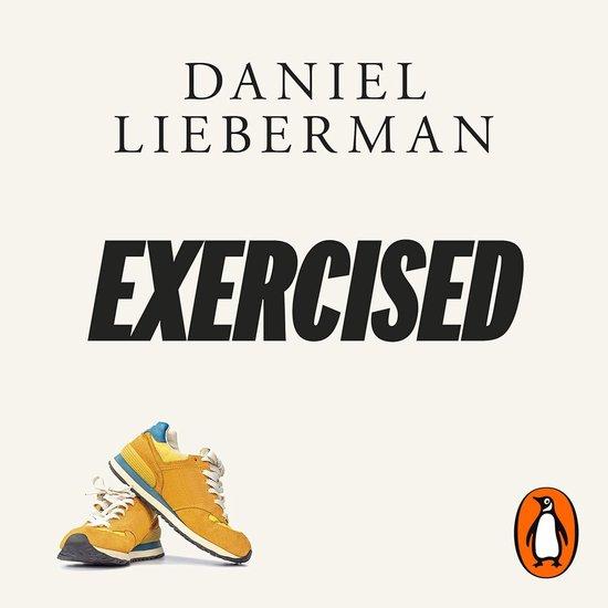 Boek cover Exercised van Daniel Lieberman (Onbekend)
